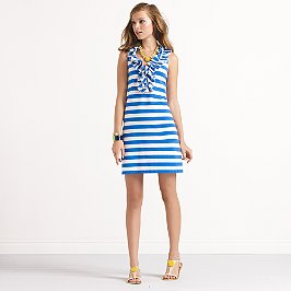 Image Courtesy of Kate Spade/ Striped Lucille Knit Dress