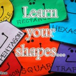 Learning Shapes with Kids