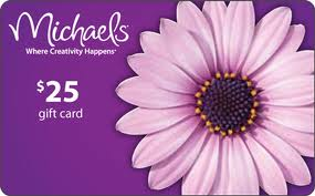 Michael's Gift Card Giveaway! - artzycreations.com