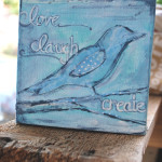How To Create Mixed Media Art Work