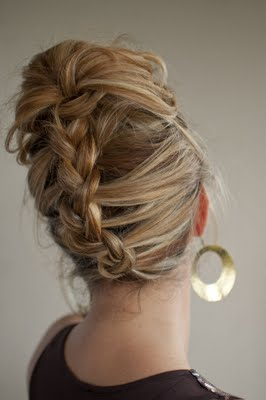 braided reverse ponytail hairstyle hero web