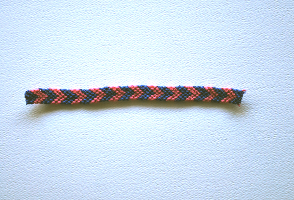 ends cut off the friendship bracelet