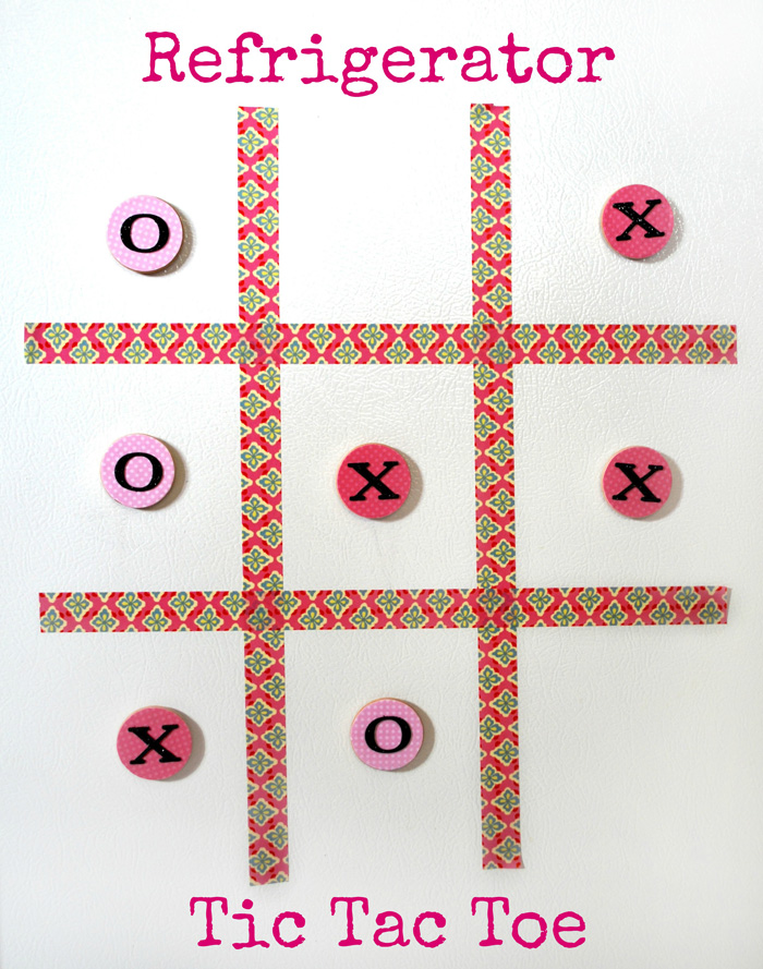 tic tac toe feature
