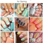 9 Hot New Nail Designs for Spring
