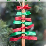 Cinnamon Christmas Stick Ornament