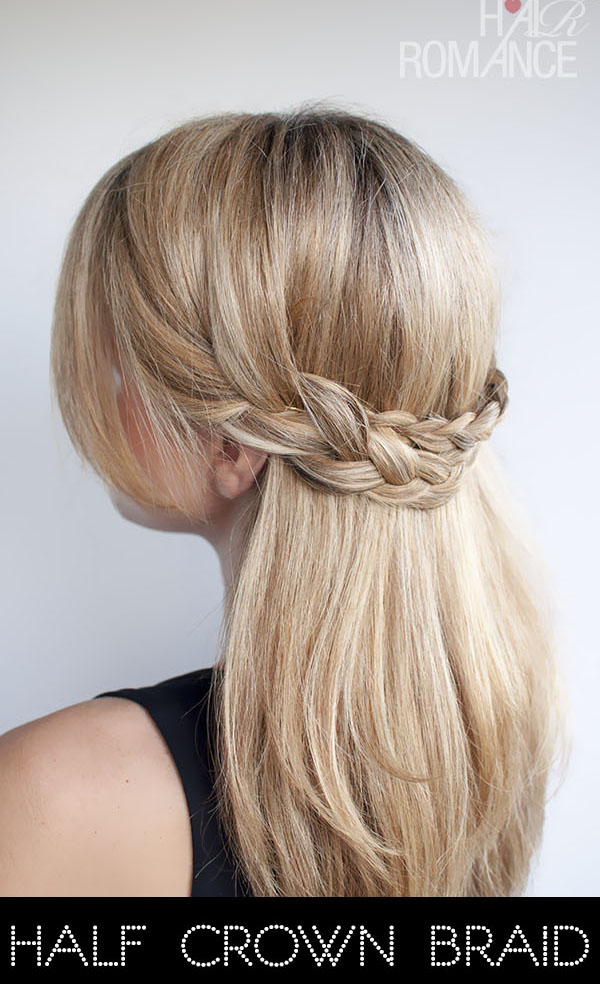 Pleasing 30 Beautiful Braided Tutorials Artzycreations Com Short Hairstyles Gunalazisus