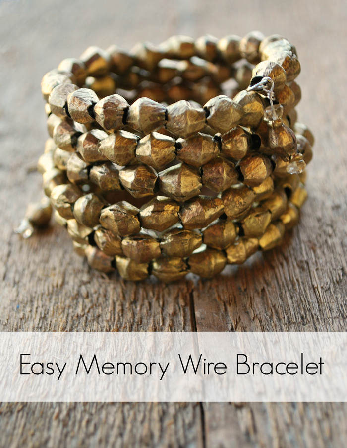 If You Have Ever Wanted To Try Make Your Own Jewelry This Is The Tutorial For A Great Beginner Project That Ends Up Looking Like Spent