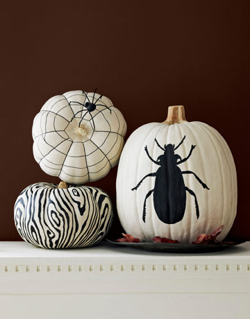 25 creative pumpkin decorating ideas