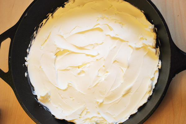 cream cheese layer