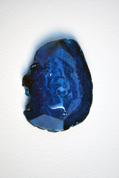 Agate Stone With Glue