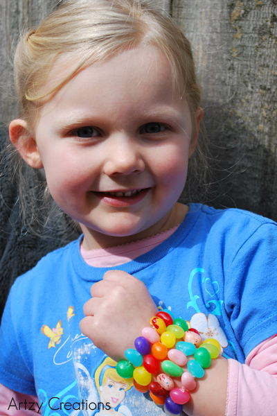 Jelly Bean Bracelet_Happy Kid