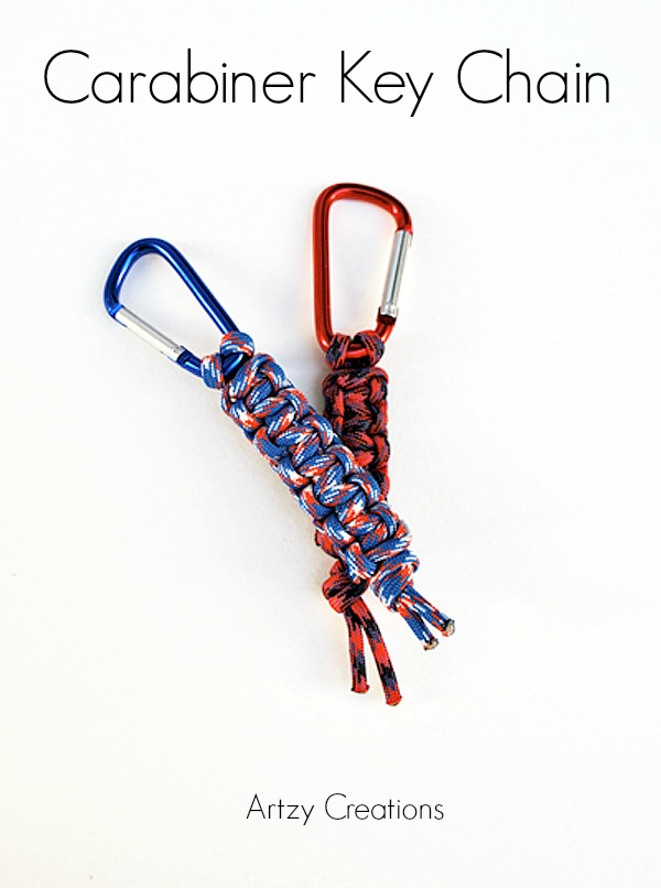 Carabiner Key Chain_Feature