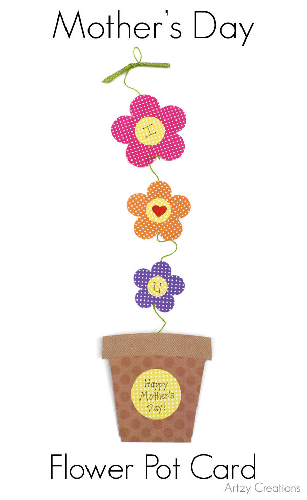 Flower Pot Card_Main Image