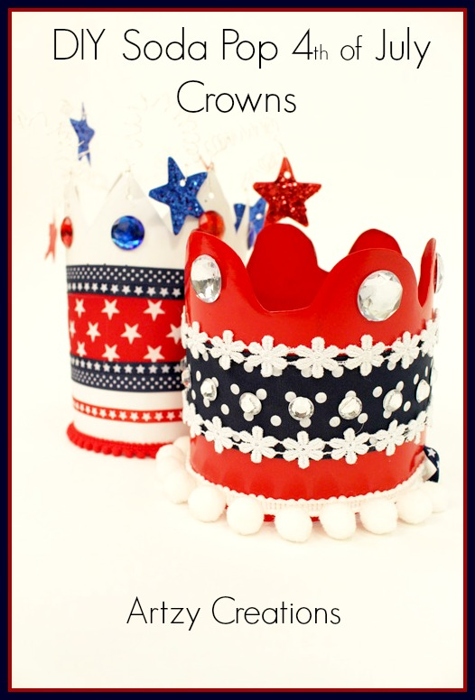 Artzy Creations_4th of July Crowns Final Image