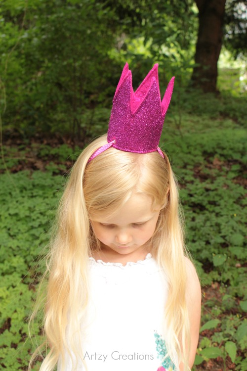 Artzy Creations_Fun Felt Party Crown_Main1