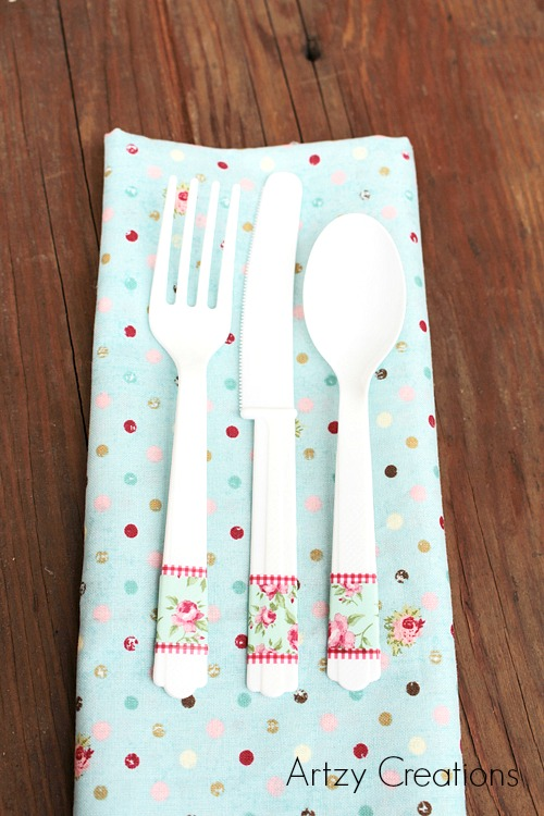 Artzy Creations_Washi Tape Silverware_Main3