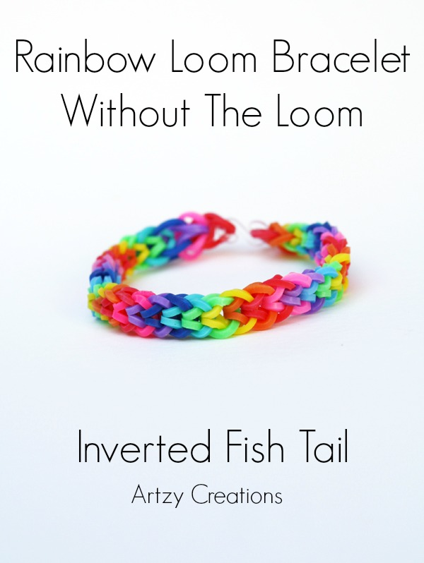 The Inverted Fishtail- No Loom
