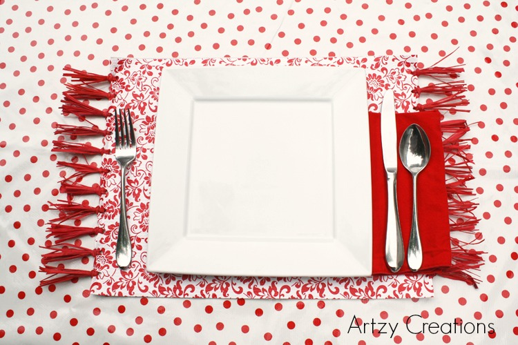 Artzy Creations No Sew Placemats_Main2