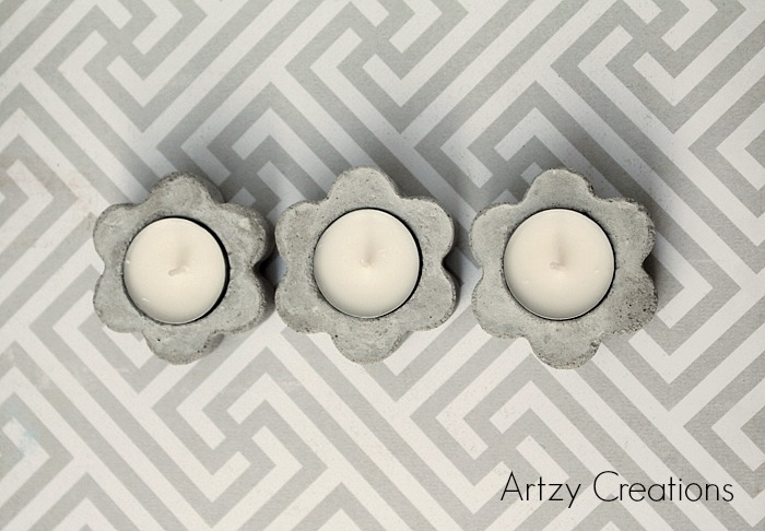 Artzy Creations_DIY Flower Votive Candles_Main2