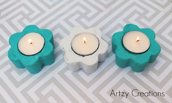 Artzy Creations_DIY Flower Votive Candles_Main3