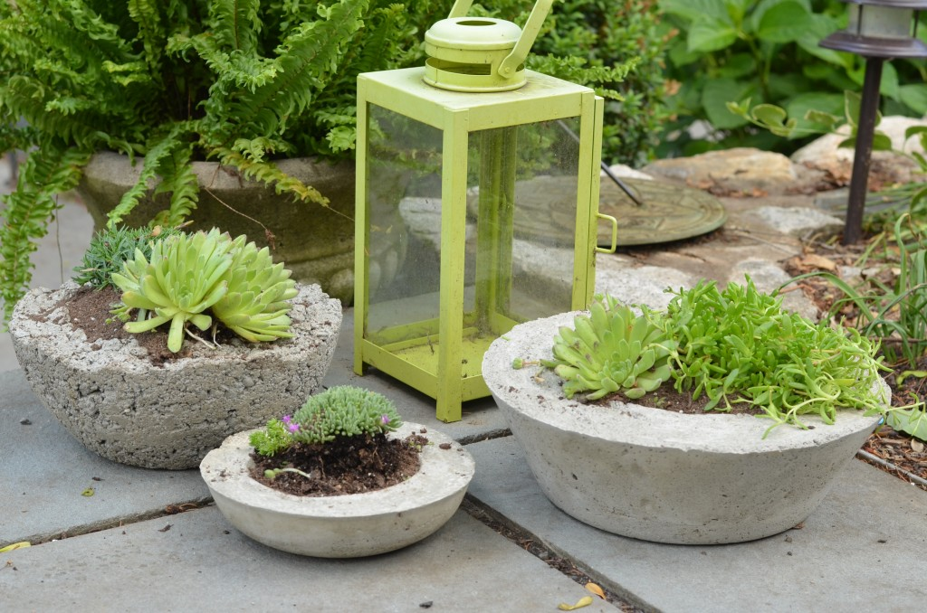 27 Diy Concrete Projects Artzycreations Com