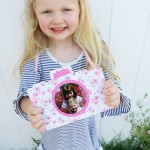Summer Memory Cereal Box Camera