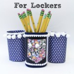 Pencil Holder For Lockers
