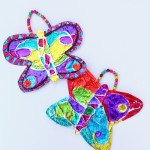 Tin Foil Butterflies