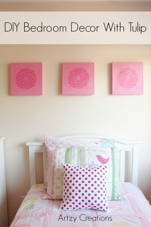 diy main bedroom decor