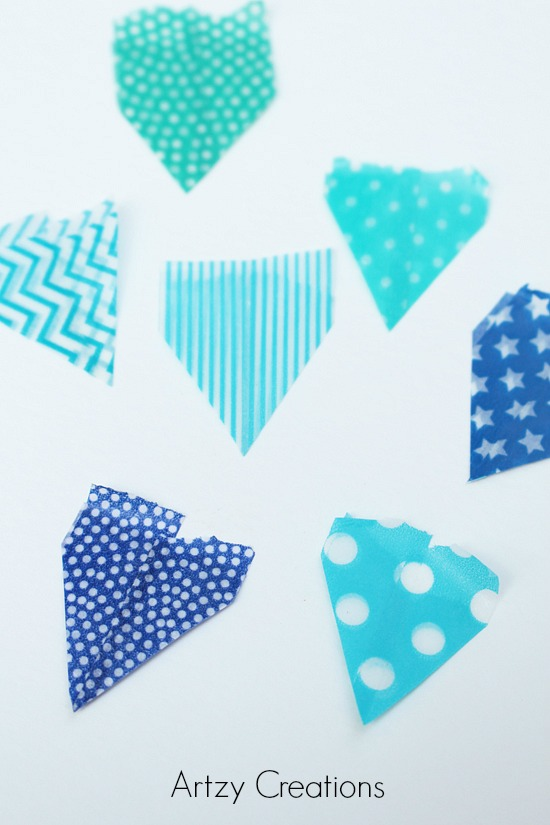 Artzy Creations_DIY Bunting Flag Main 2a