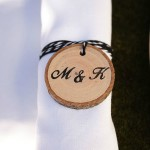 Woodland Wedding Napkin Holders