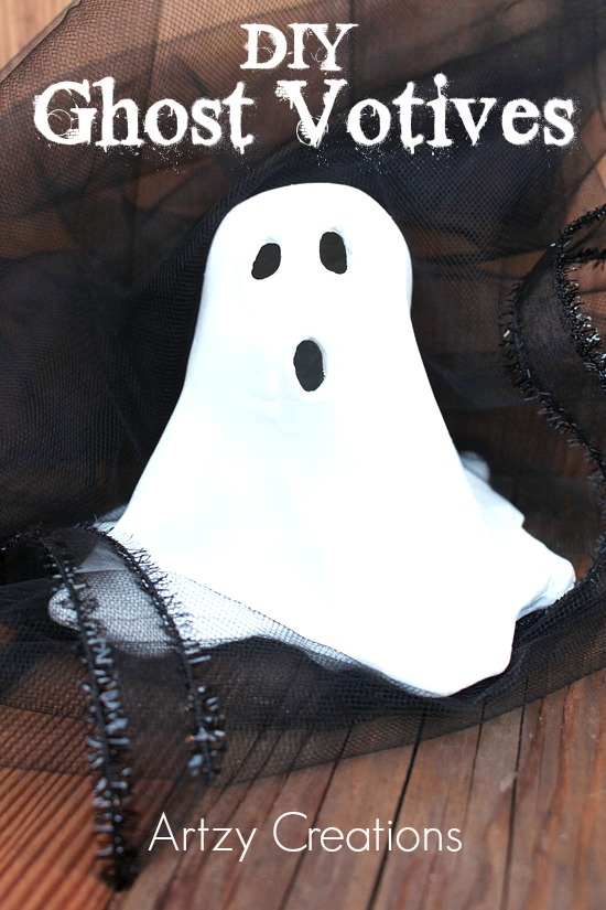 Artzy Creations-DIY-Ghost-Votives-Easy-To-Make-1a