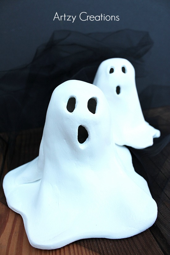 Artzy Creations-DIY-Ghost-Votives-Easy-To-Make-3a