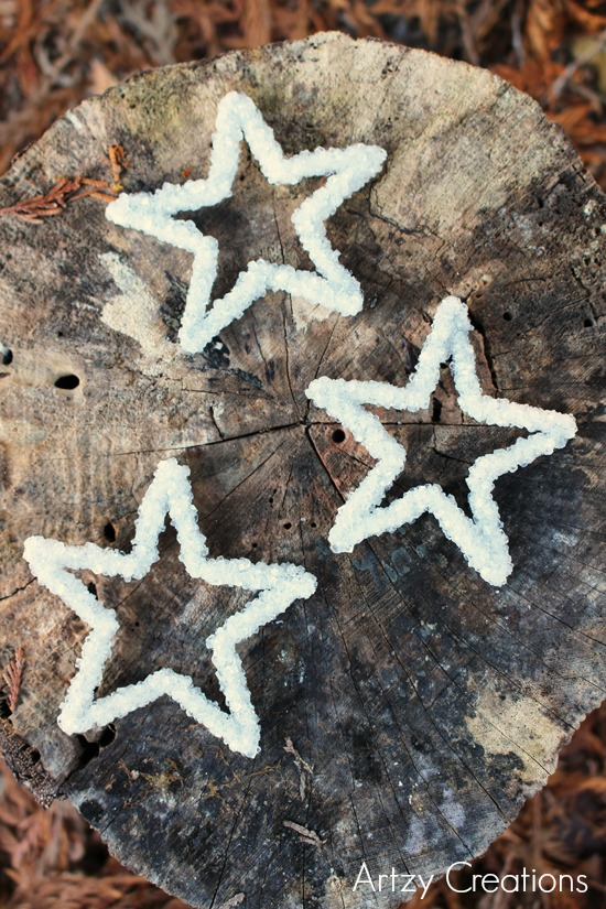 How-To-Make-Borax-Stars-Artzy Creations 5