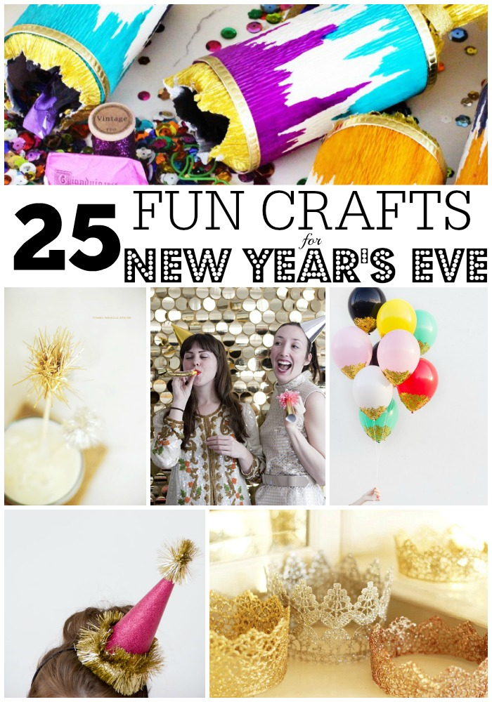 25 Fun And Easy Diy Pom Pom Crafts To Make: 25 Fun Crafts For New Year's Eve