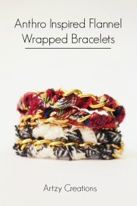 Anthro-Inspired-Flannel-Wrapped-Bracelets-Main 2