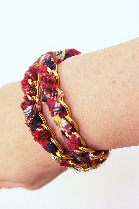 Anthro-Inspired-Flannel-Wrapped-Bracelets-Main 4