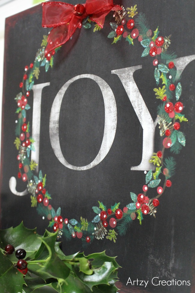 DIY-Joy-Sign-Artzy Creations 5