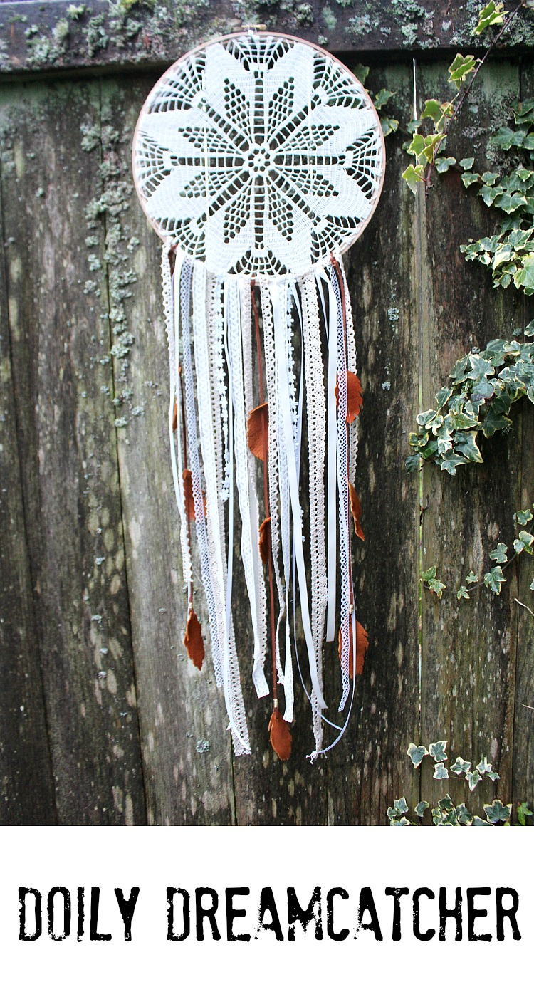 Doily Dreamcatcher-Artzy Creations Main3