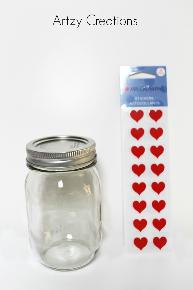 Easy-DIY-Valentine's Day-Votive-Artzy Creations 1
