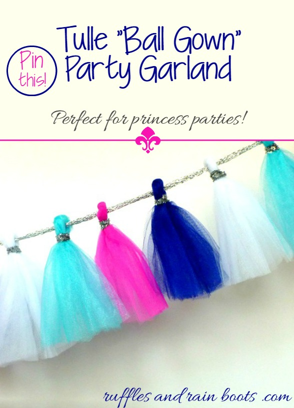 Tulle-Ball-Gown-Party-Garland