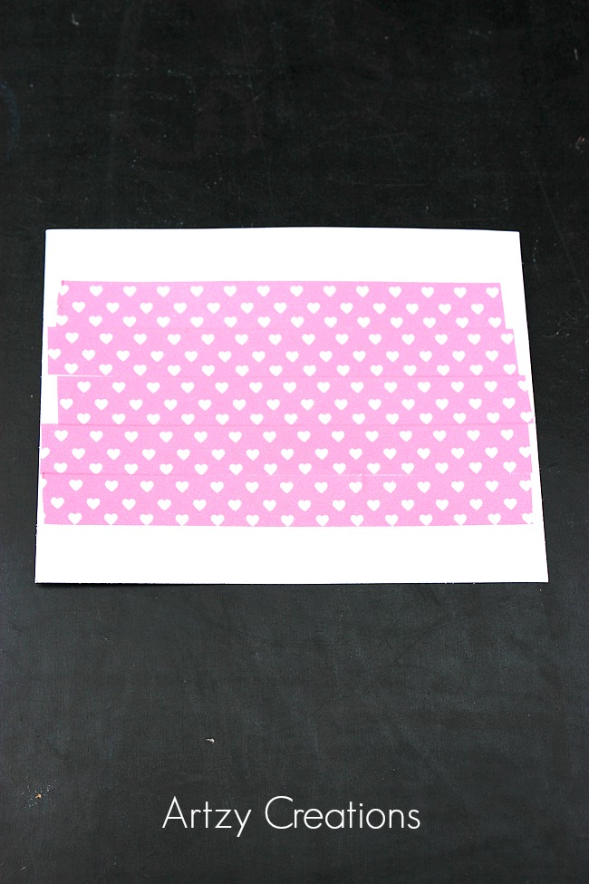 Easy-Last-Minute-Valentine's-Day-Cards Artzy Creations 2