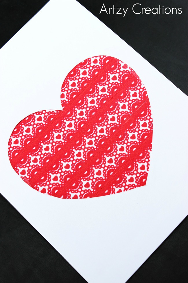 Easy-Last-Minute-Valentine's-Day-Cards Artzy Creations 3