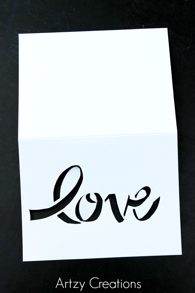 Easy-Last-Minute-Valentine's-Day-Cards Artzy Creations