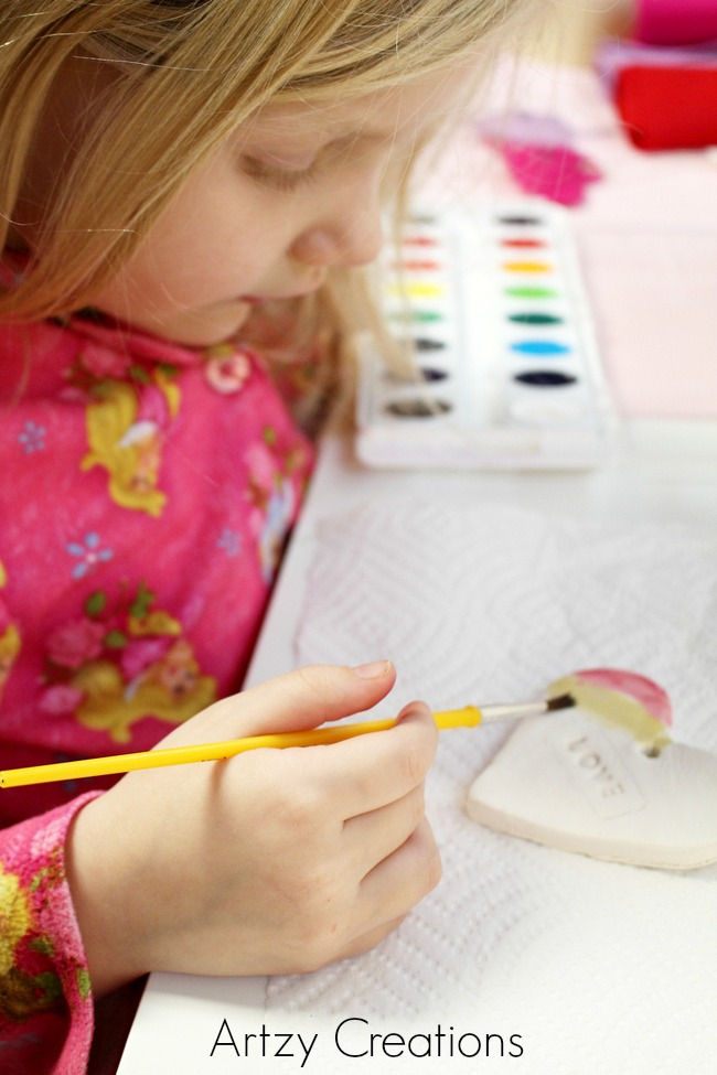 Watercolor-Hearts-For-Kids-Artzy Creations 3