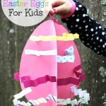 3D Easter Eggs For Kids