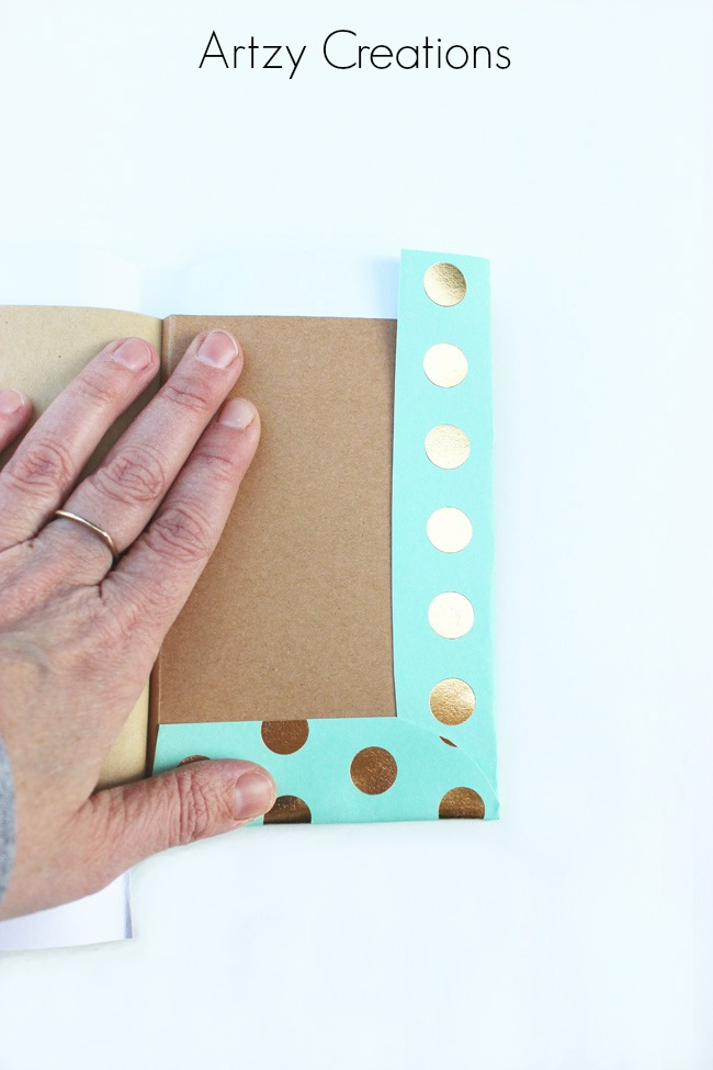 DIY-Journal-for-Under-$5-Artzy Creations 5