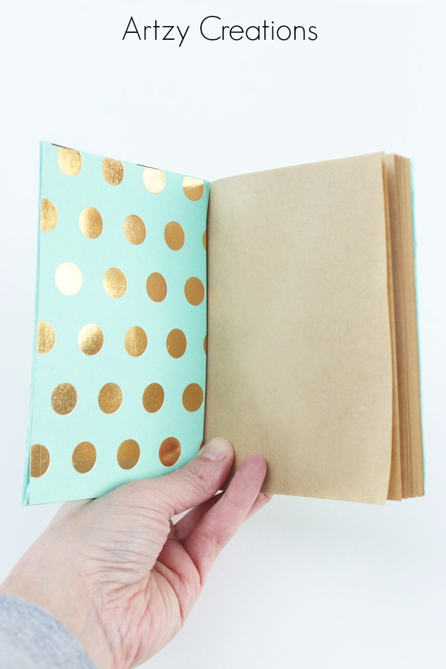DIY-Journal-for-Under-$5-Artzy Creations 6