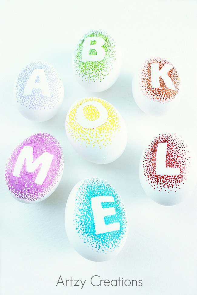 Decorate-Eggs-With-Sharpie-Markers-Artzy Creations 4