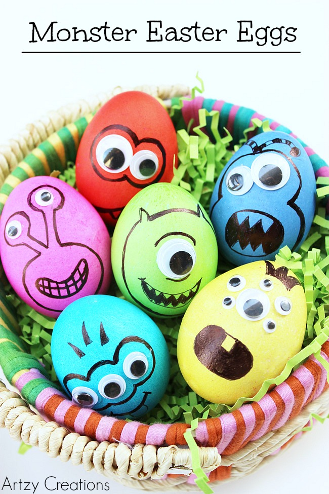 Monster-Easter-Eggs-Artzy Creations3